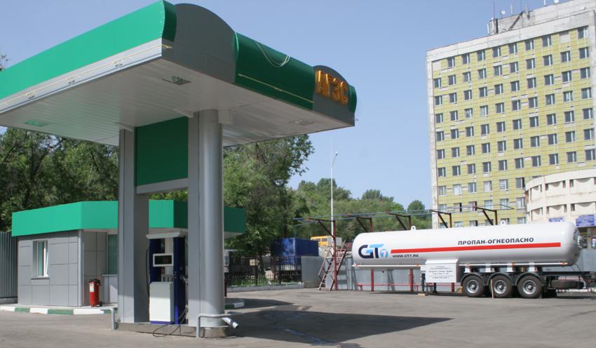 Автомобильные газовые и многотопливные АЗС под ключ.